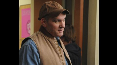 Mike O'Malley was terrific in the role of Kurt's understanding but tough father.