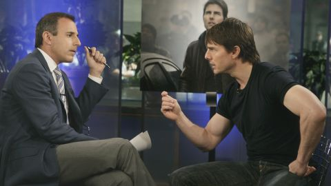 """Scientology made headlines in June 2005 when Cruise got into a heated debate with """"Today"""" host Matt Lauer over psychiatric drugs. The Church of Scientology's website says that """"the effects of medical and psychiatric drugs, whether painkillers, tranquilizers or 'antidepressants,' are as disastrous"""" as illicit drugs."""