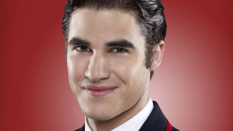 Then-unknown Darren Criss quickly became a fan favorite as Kurt's love interest Blaine.