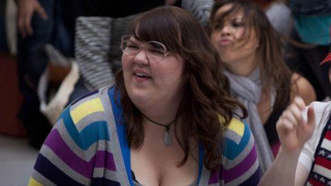 Ashley Fink was quite the scene-stealer as Lauren.