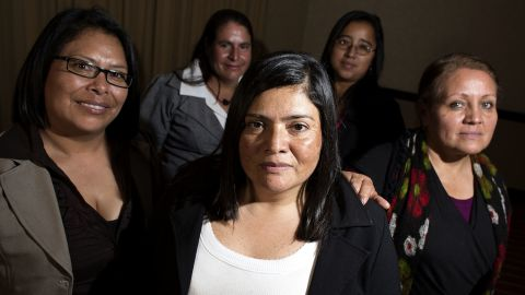 """Five Guatemalan abuse survivors known as La Poderosas or """"The Powerful"""" share their stories and help other women get support."""