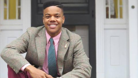 Martese Johnson is a member of the university's honor committee.