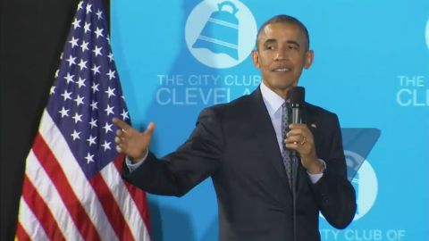 sot obama voting mandatory cleveland_00005911.jpg