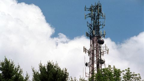 Police use Stingray devices to spoof cell phone towers like this one in Sudbury, Massachusetts.