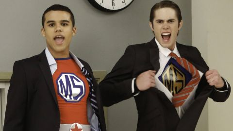 """Blake Jenner, right, won """"The Glee Project"""" and had quite a run on the show as Ryder."""
