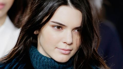 """Kendall Jenner, 19, is a model. Fans have watched her grow up on """"Keeping Up with the Kardashians,"""" and she has made the most of the opportunity, hosting awards shows, endorsing products and posting frequently on social media."""