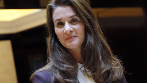 The co-chair of the Bill and Melinda Gates Foundation supports initiatives in education and world health.