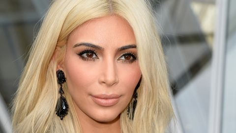 """The most famous of the Kardashian family is undoubtedly Kim, who has gained publicity for everything from """"<a href=""""http://www.cnn.com/2014/12/18/tech/feat-2014-memes-hashtags/"""">breaking the Internet</a>"""" to bleaching her hair blonde to ... well, pretty much everything she does gains publicity. At the least, she can usually be seen with her family on the E! series """"Keeping Up with the Kardashians."""" The 34-year-old is married to rap star Kanye West and has a daughter, North, born in 2013."""