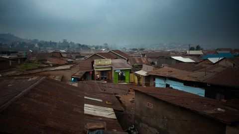 The urban slums of Kampala, Uganda have high rates of TB, with confined environments and poor ventilation helping to spread the disease. Healthcare services often fail to diagnose children with TB.