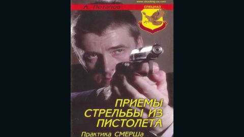 This Russian manual on how to fire a handgun was found in the apartment where Tsarnaev's brother, Tamerlan, lived. Tamerlan Tsarnaev was killed in a shootout with police in Watertown, Massachusetts, on April 19, 2013.
