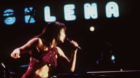 """Jennifer Lopez starred in the 1997 movie """"Selena,"""" earning a Golden Globe nomination for the performance that catapulted her into stardom."""