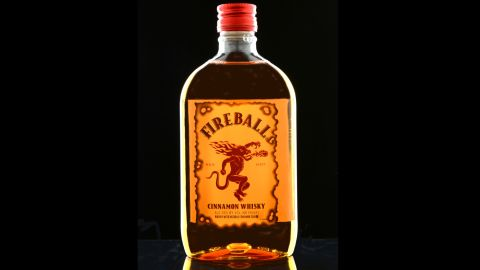 <strong>7. Fireball Cinnamon Whisky. </strong>US retail sales in 2014: $130.6 million.