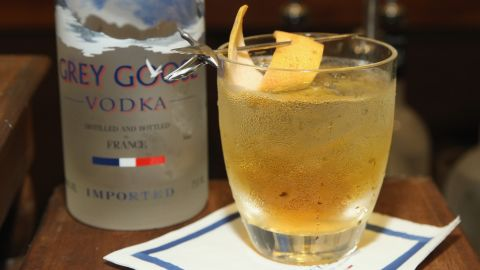 <strong>12. Grey Goose vodka.</strong> US retail sales in 2014: $83 million.