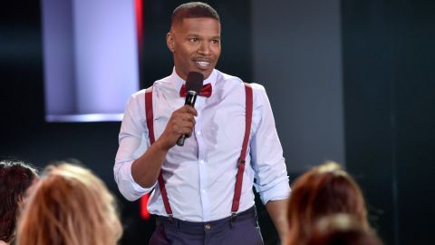 """Twitter wasn't laughing after <a href=""""http://www.cnn.com/2015/03/30/entertainment/iheartradio-awards-jamie-foxx-bruce-jenner-joke/index.html"""">Jamie Foxx made a joke about Olympic hero Bruce (now Caitlyn) Jenner</a> during the iHeartRadio Music Awards in Los Angeles on March 29. """"We got some ground-breaking performances, here too, tonight,"""" Foxx said. """"We got Bruce Jenner, who will be doing some musical performances. He's doing a his-and-her duet all by himself."""""""