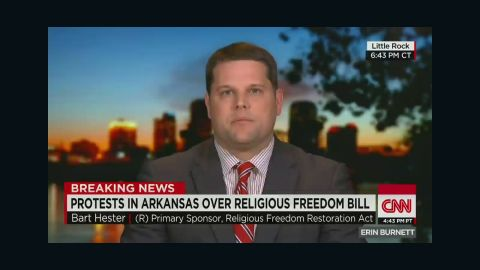 erin live hester arkansas religious freedom bill_00003723.jpg