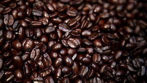 Women wash the coffee beans, then roast and grind them. Guests are then served three cups of black coffee, going from stronger to weaker, and the ceremony can last several hours.