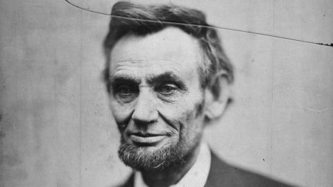 """The never-ending demands of leading the country during the Civil War had clearly taken their toll on Lincoln <a href=""""http://npg.si.edu/exhibit/cw/civilwarexhibs.html"""" target=""""_blank"""" target=""""_blank"""">when this """"cracked plate"""" photograph</a> by Alexander Gardner was taken in February 1865, two months before the assassination. It's important to note that during his presidency, Lincoln was not universally loved, even in the North. But his death made him a martyr."""