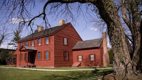 """Mary Surratt was among those convicted of conspiracy in the assassination and hanged. She operated a boarding house in Washington, and the family had this tavern in Clinton, Maryland, where Booth and an associate stopped as they fled south. Historians still debate her complicity. Laurie Verge, director of the Surratt House Museum, said staff members tell both sides of the story. Over the years, Verge said, history leans more toward Surratt knowing of an earlier kidnapping plot, if not the assassination. """"If you enter to a conspiracy, you are liable for what members of that conspiracy would do."""""""