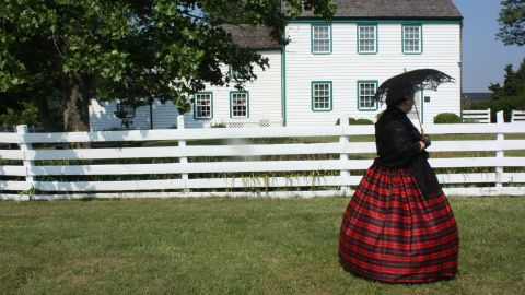 """Booth and co-conspirator David Herold raced from the Surratt tavern to the home of Dr. Samuel Mudd, a known Southern sympathizer, seeking medical attention for Booth's broken leg. """"On the Trail of the Assassin,"""" which includes tours, is set for April 18-19 at the <a href=""""http://drmudd.org/lincoln-150-trail-assassin"""" target=""""_blank"""" target=""""_blank"""">Dr. Mudd House Museum</a>. Mudd was tried by a military commission on conspiracy and harboring charges and received a life sentence. President Andrew Johnson pardoned him in 1869."""