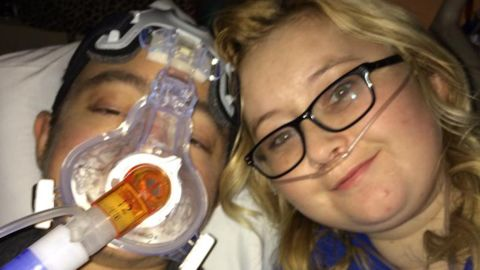Dalton had his transplant first. Despite his infection, the transplant in November was a success. Recently, he was hospitalized in St. Louis with pneumonia and a viral infection. He died September 17, 2016, at age 25.