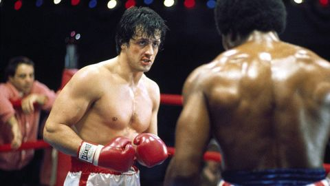 """The story of an aspiring boxer from the tough streets of Philadelphia helped propel """"Rocky"""" to five sequels, including 2006's """"Rocky Balboa."""""""