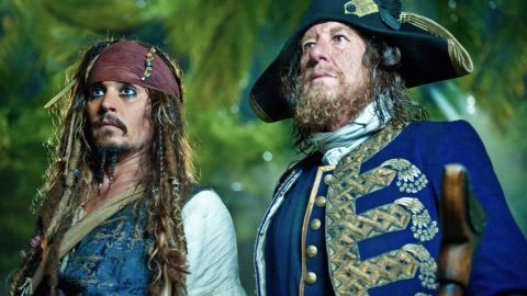 """""""Pirates of the Caribbean"""" has an original trilogy as well as a standalone sequel, """"Pirates of the Caribbean: On Stranger Tides,"""" in 2011. """"Pirates of the Caribbean: Dead Men Tell No Tales"""" is set to hit theaters in 2017."""