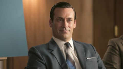 """<strong>Best </strong><strong>actor in a television series -- drama:</strong> Jon Hamm, """"Mad Men"""""""