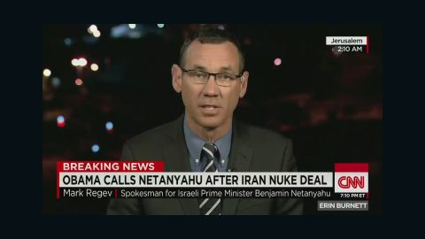 erin intv israeli pm on iran nuke deal_00002720.jpg