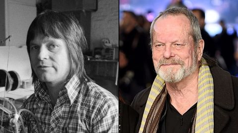 """Terry Gilliam, 73, became a noted film director, best known for 1985's """"Brazil,"""" 1991's """"The Fisher King"""" and """"Twelve Monkeys"""" in 1995. J.K. Rowling wanted him to direct the first Harry Potter film, but the studio didn't want the famously independent Gilliam. Like the other Pythons, he appeared in """"Monty Python Live (mostly)"""" last year, and has several other projects in the works."""