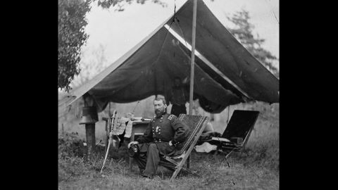 """Gen. Philip Sheridan's troops dealt a major blow to Robert E. Lee's Confederate army on April 6, capturing nearly a quarter of his men. At Appomattox Court House on April 9, 1865, Sheridan blocked Lee's escape. Gen.  Ulysses S. Grant wrote of Sheridan that he """"has no superior as a general, either living or dead, and perhaps not an equal."""""""