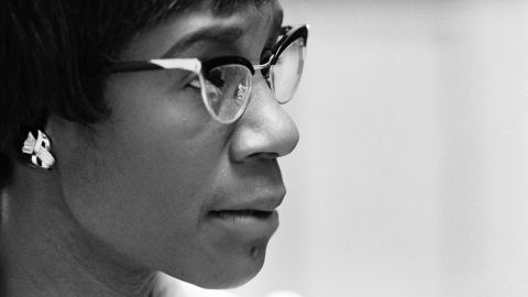 A year after becoming the first African-American woman elected to Congress, Shirley Chisholm gave an eloquent speech in the House in support of the ERA. She spoke about being discriminated against more for being a woman than for being black. The year was 1969. Three years later, the amendment was sent to the states for ratification.
