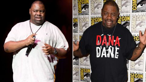 """Oh baby you! Rapper/DJ Biz Markie <a href=""""http://theboombox.com/happy-birthday-biz-markie/"""" target=""""_blank"""" target=""""_blank"""">celebrated his 51st birthday in better health</a> in 2015 after shedding 140 pounds. He was diagnosed with type 2 diabetes a few years ago and <a href=""""http://abcnews.go.com/Entertainment/biz-markie-lost-140-pounds-wanted-live/story?id=27054146"""" target=""""_blank"""" target=""""_blank"""">said he changed his diet and shaped up in an attempt to get off of some of his diabetes medications. </a>"""