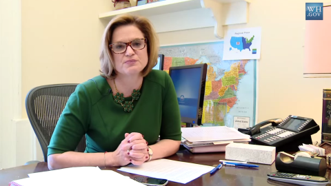 The communicator - Jennifer Palmieri has a deep history with Democratic presidential elections and will serve as the campaign's communications director. A member of the team's senior staff, Palmieri is known for her cordial and direct relations with the press, dating back to her time in the first Clinton White House. She last served as President Obama's communications director, but left the White House in March to join the Clinton campaign.