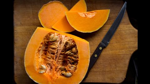 Pumpkin seeds, as well as flaxseed and sunflower seeds, contain magnesium, which is known to alleviate depression, fatigue and irritability -- all side effects of stress.