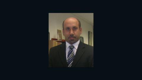 Ali Alahmed