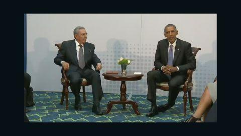 pkg acosta obama castro talk summit_00000128.jpg