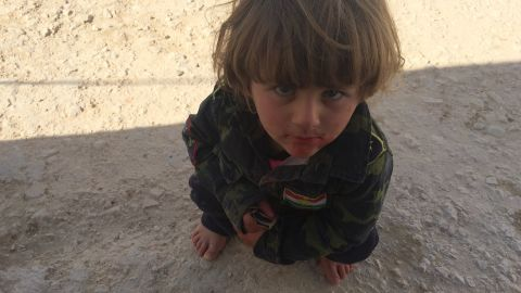 """No one knows the reason why, but in early April, ISIS<a href=""""http://www.cnn.com/2015/04/08/world/isis-yazidis-released/""""> released more than 200 Yazidis</a>. Many of them were women and children, others were ill or elderly."""