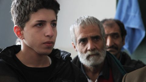 """These men also managed to make their way to Tadamoun. U.N. Secretary-General Ban Ki-moon described the situation in Yarmouk as """"the deepest circle of hell."""""""