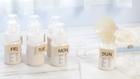 Growing demand to buy mother's milk online could endanger infants when safety standards aren't followed.