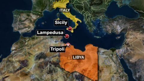 wrn migrant ship capsizes in mediterranean michele prosperi bts_00020120.jpg