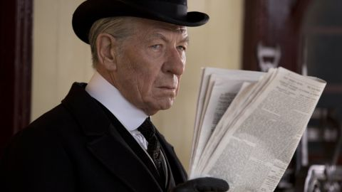 """Sherlock Holmes has been played, brilliantly, by such talents as Nicol Williamson, Jeremy Brett and Benedict, uh, Whatshisname. In """"Mr. Holmes,"""" he's much older and played by Ian McKellen, who has to solve a very personal mystery: that of himself, given his deteriorating mind. Bill Condon, who directed McKellen in """"Gods and Monsters,"""" helms the production. It opened July 17."""