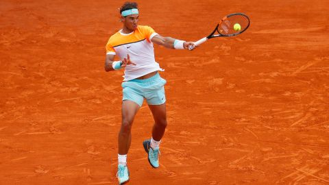 """""""The King of Clay"""" has racked up 46 singles title wins on his favored playing surface over the years -- only Guillermo Vilas, with 49, has a better record on clay."""