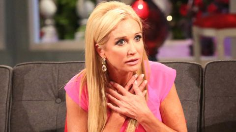 """Kim Richards of the """"Real Housewives of Beverly Hills"""" has had some trouble. In August 2015 she was arrested and accused of shoplifting from a Target store in the San Fernando Valley. The incident came four months after she was arrested and accused of trespassing, resisting arrest and public intoxication. She later went into rehab which she has participated in a few times over the years."""