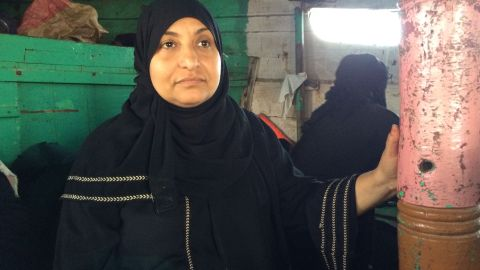 Muna Mansour said she and fellow Americans had waited for word on how they've be evacuated from Yemen. It didn't come.