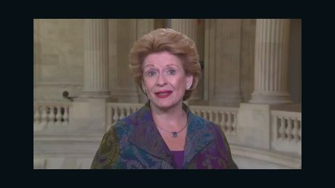 Senator Debbie Stabenow attorney general human trafficking loretta lynch_00003927.jpg