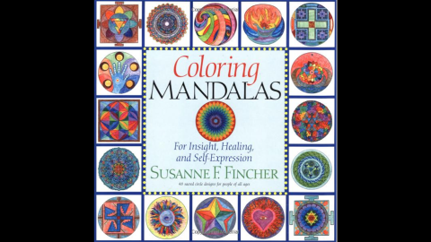 """Art therapist Susanne Fincher uses her own coloring books, such as """"<a href=""""http://www.amazon.com/Coloring-Mandalas-Susanne-F-Fincher/dp/1570625832/ref=sr_1_1?s=books&ie=UTF8&qid=1429573376&sr=1-1&keywords=Coloring+Mandalas+1"""" target=""""_blank"""" target=""""_blank"""">Coloring Mandalas 1</a>"""" as """"homework"""" for patients to maintain continuity between their therapeutic visits."""
