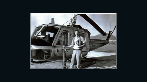 For more than 10 hours straight, Air America pilot Tony Coalson plucked evacuees from building rooftops right before the fall of Saigon.