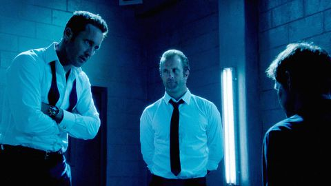 """""""Hawaii Five-O"""" returned to television in 2010 with actor Alex O'Loughlin in the role of Steve McGarrett and Scott Caan as Danny Williams."""