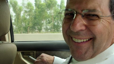 Dr. Warren Weinstein pleads for his release in a video. Credit:   Ready For Publishing:   Photographer: Unknown Source: Al-Sababa