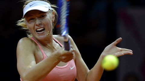 Three-time champion of Stuttgart's Porsche Tennis Grand Prix, the 28-year-old was knocked out of 2015's tournament by Germany's Angelique Kerber -- but Maria Sharapova is no stranger to the ups and downs of the tennis circuit ...